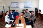 Учасники V Всеукраїнської олімпіади з радіоелектроніки