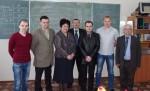Журі V Всеукраїнської олімпіади з радіоелектроніки